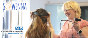 Sowenna VR with the NHS