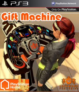 Gift Machine for Playstation Home