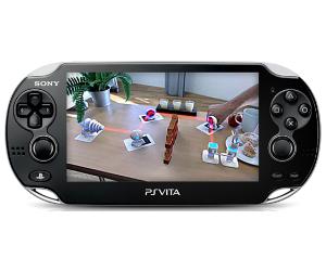 PS Vita SLAM AR