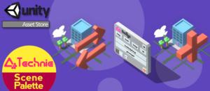 Technie Scene Palette for Unity3D